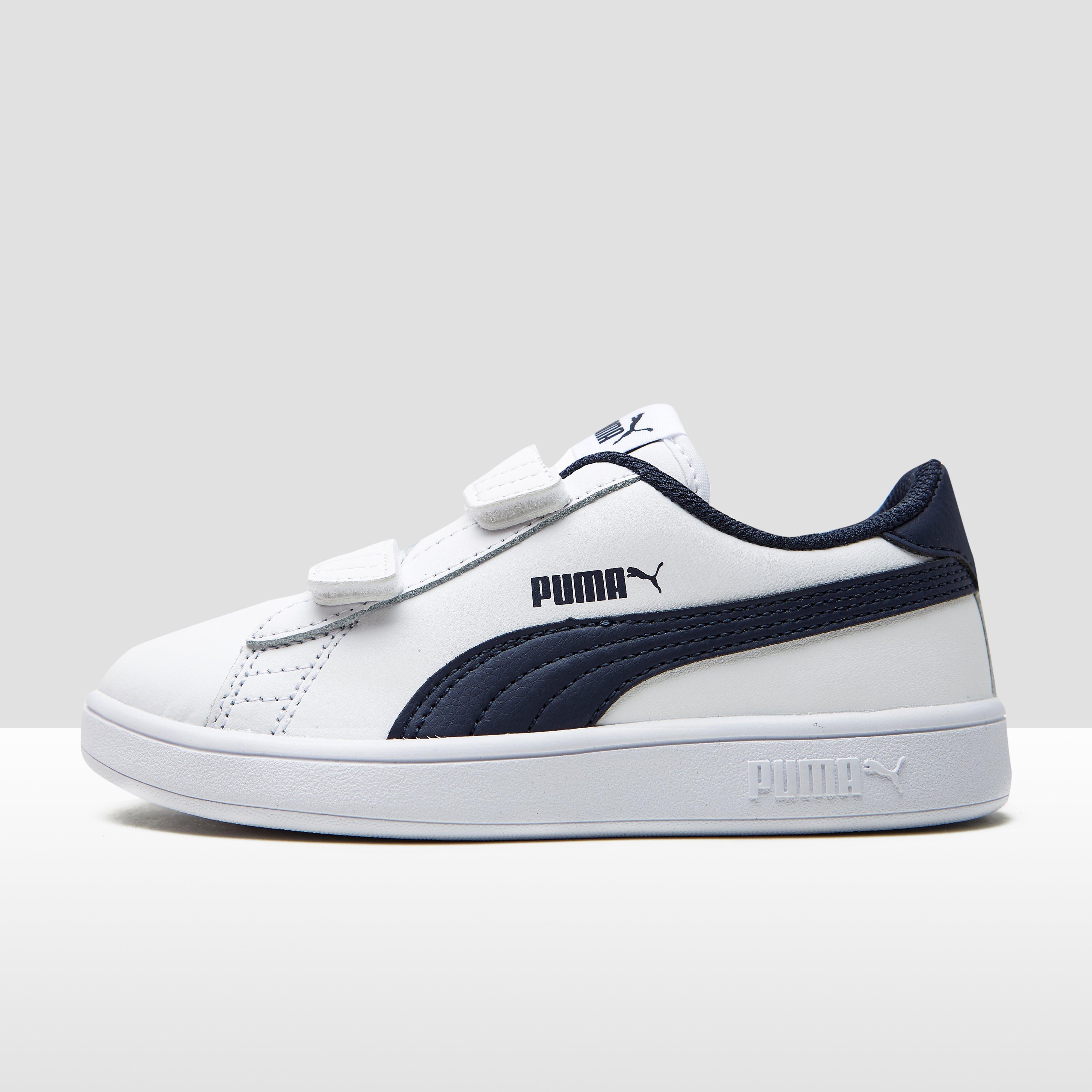 Pumas - Smash Baskets V2 - Hommes - Chaussures - Bleu - 47 EwyCJk1hqg