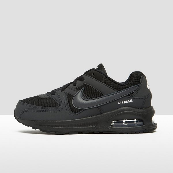 reputable site cea34 4a0e5 NIKE AIR MAX COMMAND FLEX ZWART SNEAKERS KINDEREN