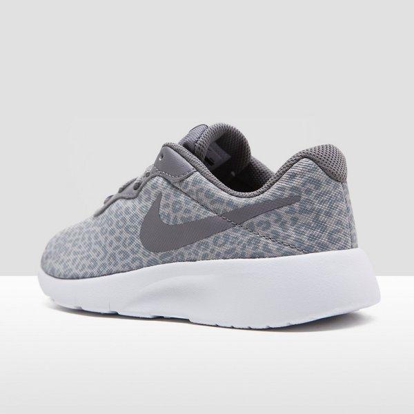 Perrysport Kinderen Nike Tanjun Sneakers Print Grijs XF8OxzqUw