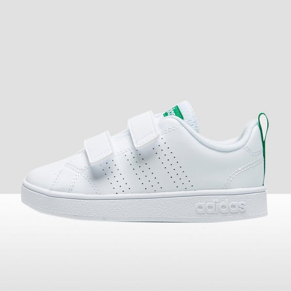 sneakers for cheap bc57c 33965 ADIDAS ADVANTAGE CLEAN VS SNEAKERS WITGROEN BABY