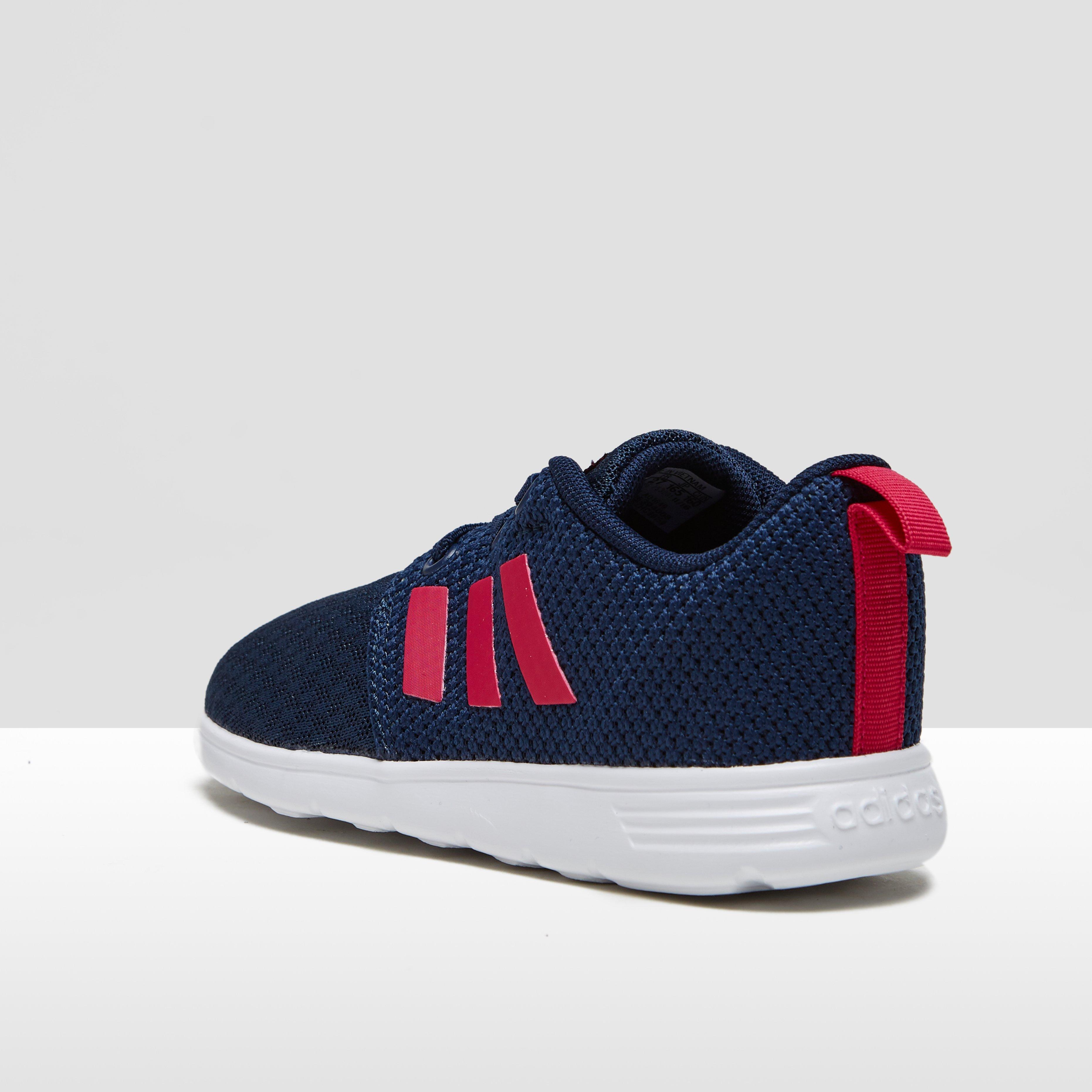 Adidas - Chaussures De Sport Swifty Jr - Garçons - Chaussures De Sport - Noir - 38 2/3 ZrzMsLg