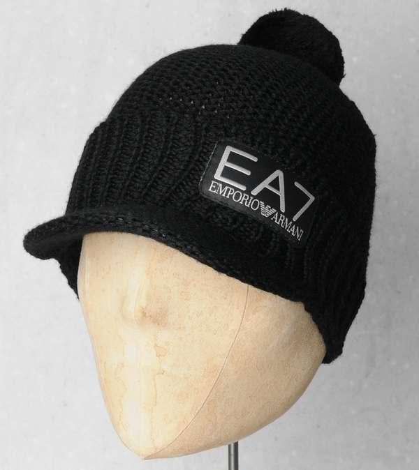 1216501b5e3 Emporio Armani EA7 Peak Bobble Hat