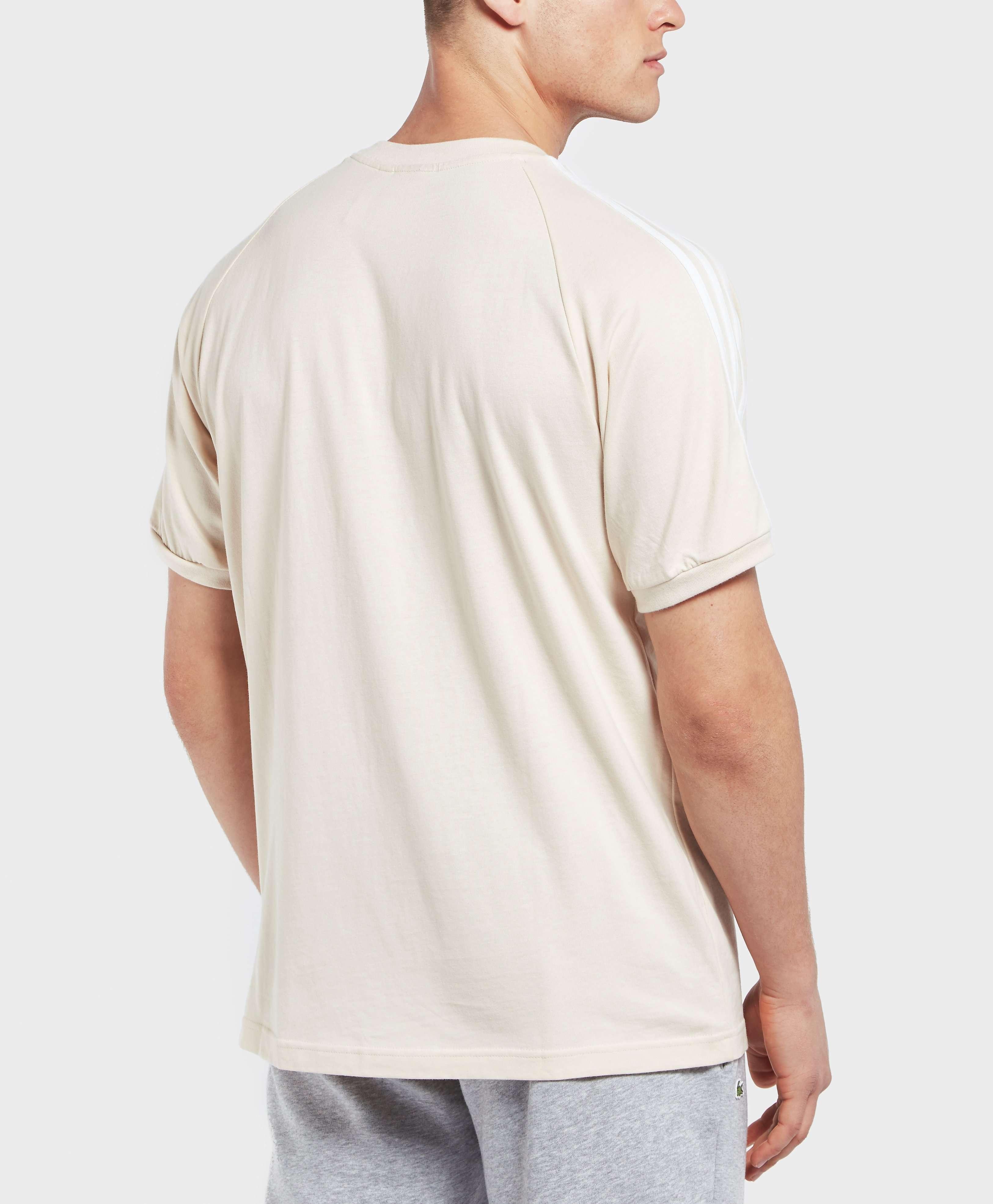 Adidas Originals camiseta de manga corta de 3 rayas California Scotts