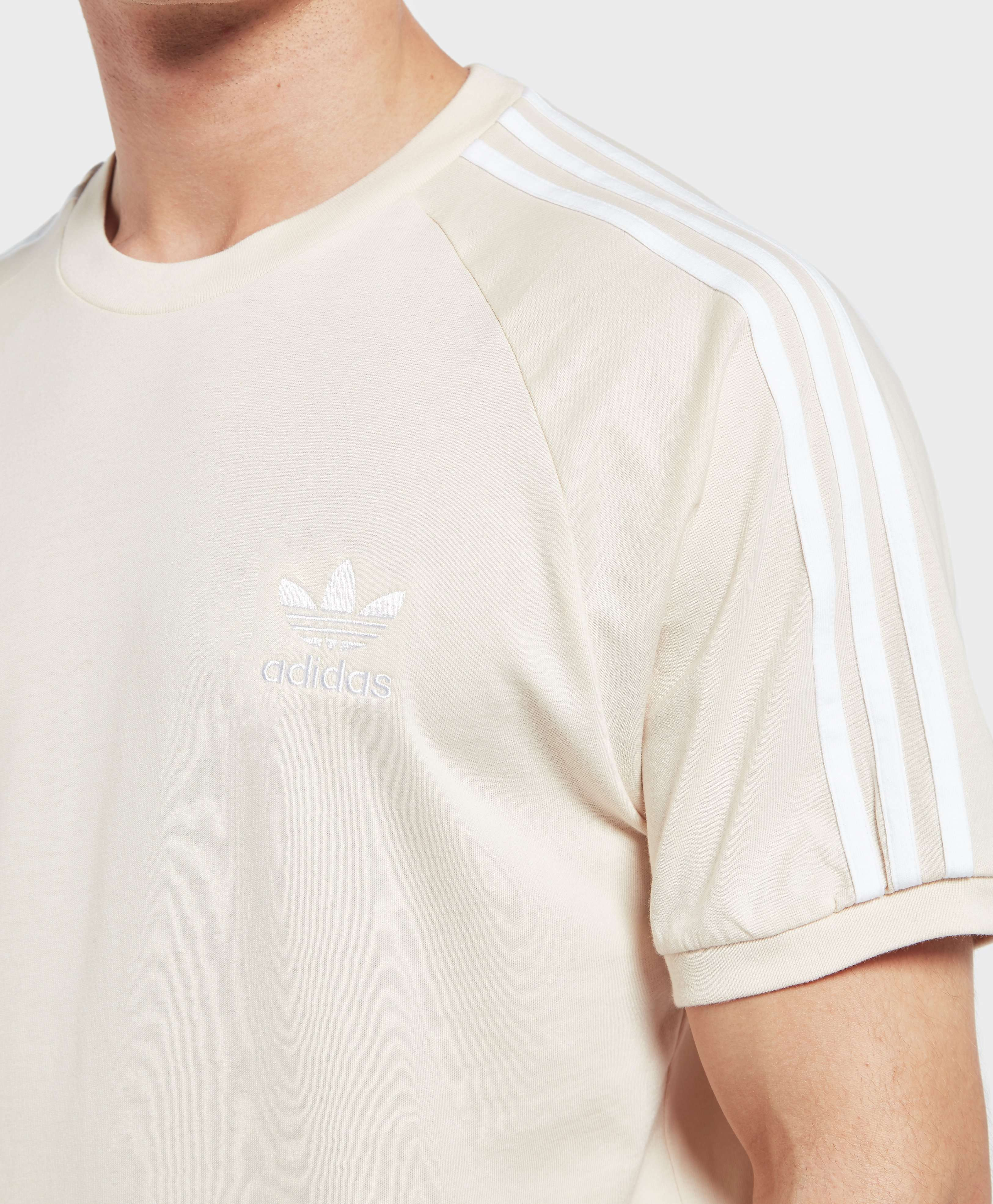 adidas Originals 3-Stripes California Short Sleeve T-Shirt