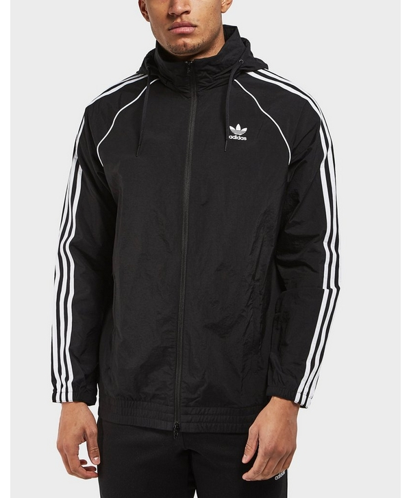 huge selection of 08170 e0127 adidas Originals Superstar Lightweight Windbreaker  scotts M