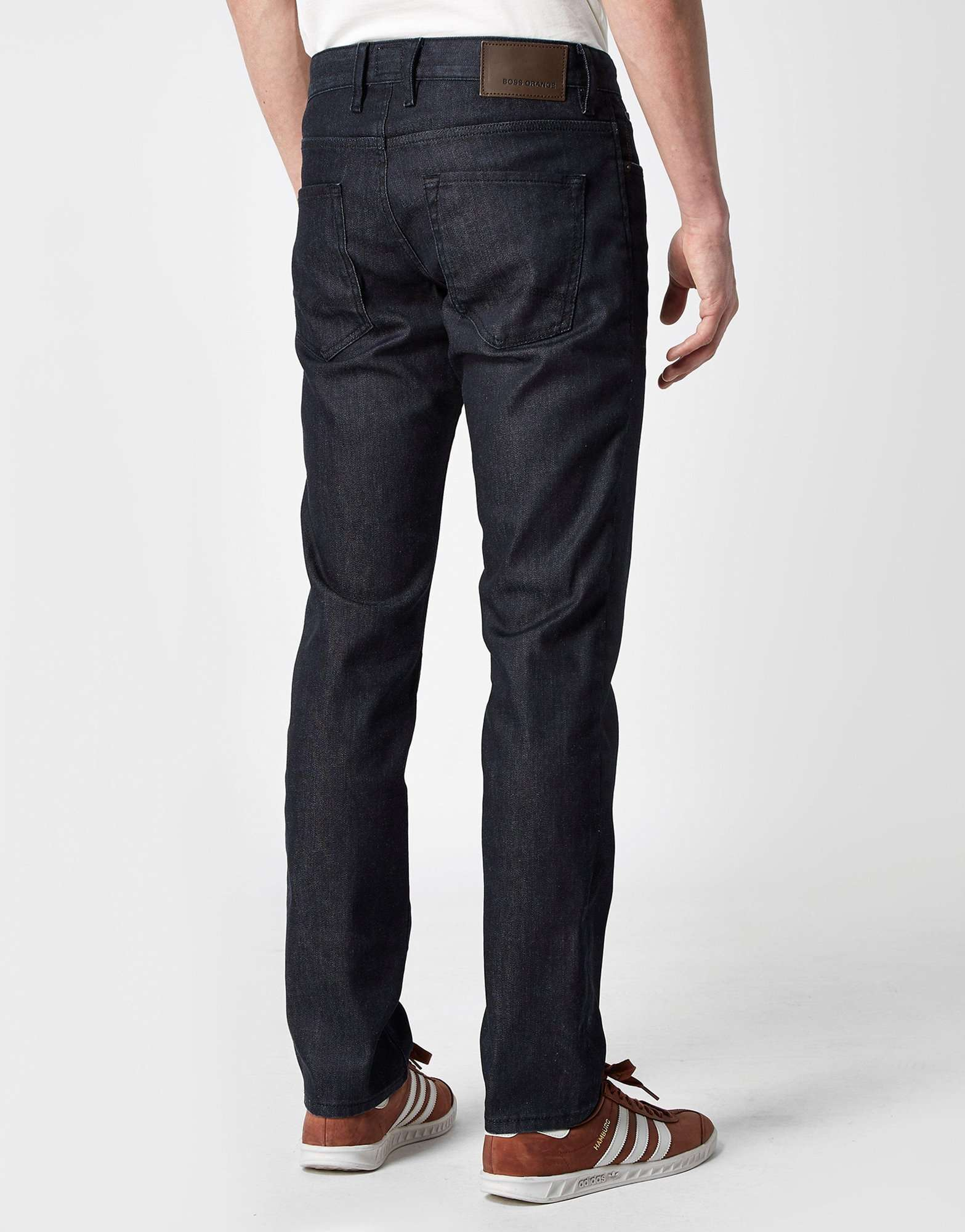 boss orange 24 barcelona jeans scotts menswear. Black Bedroom Furniture Sets. Home Design Ideas