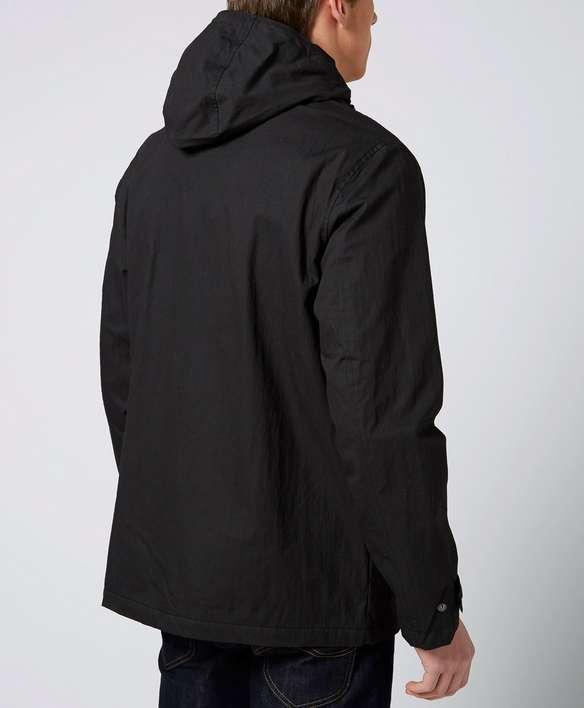 lyle scott lined parka jacket. Black Bedroom Furniture Sets. Home Design Ideas