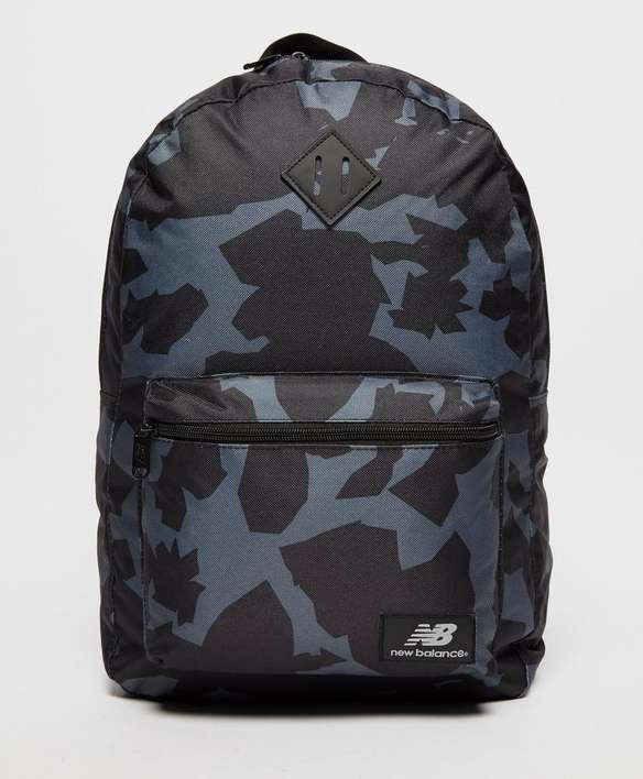 New Balance Camo Backpack