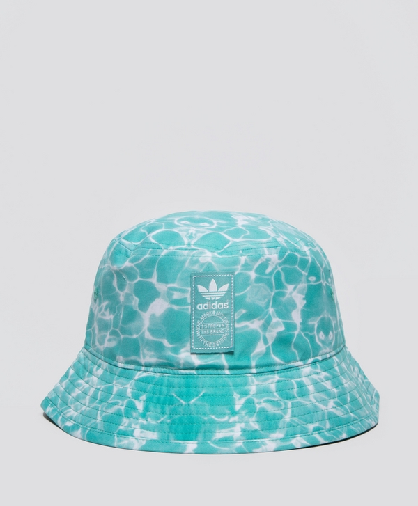 c004c459836 adidas Originals Pool Print Bucket Hat