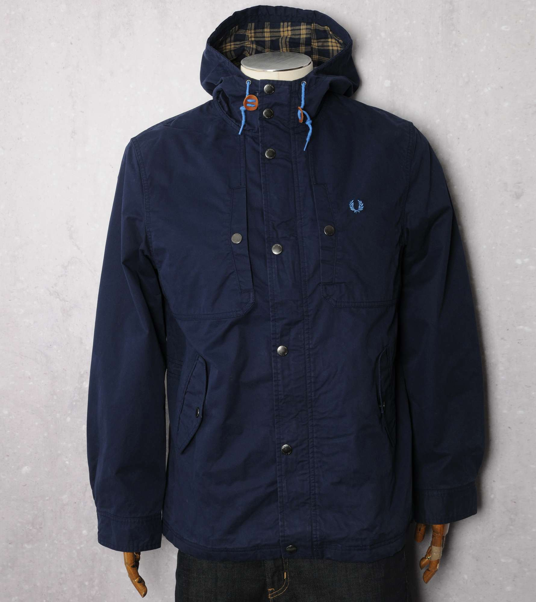 fred perry winter pursuit jacket scotts menswear. Black Bedroom Furniture Sets. Home Design Ideas