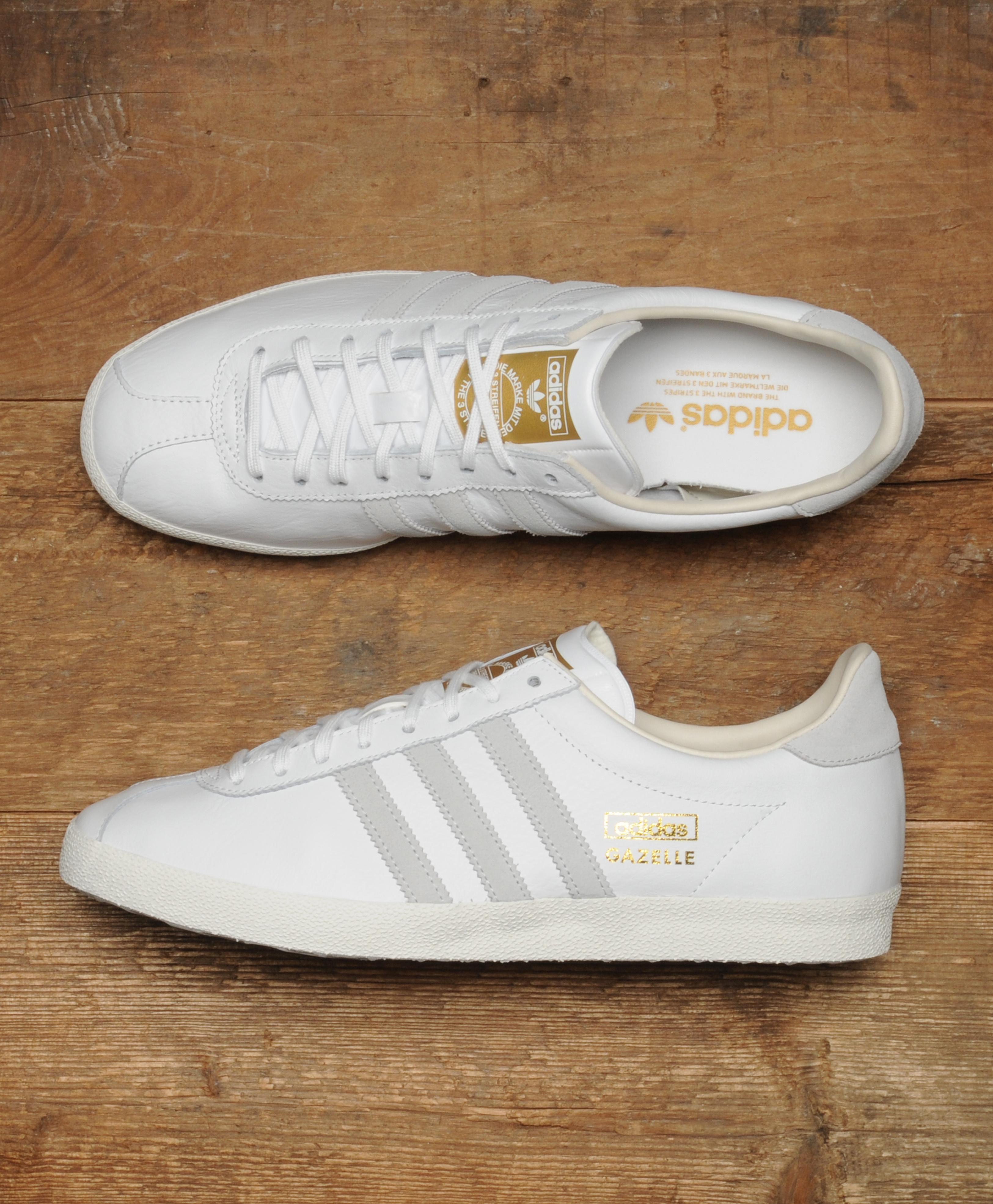 Adidas Gazelle Og Leather