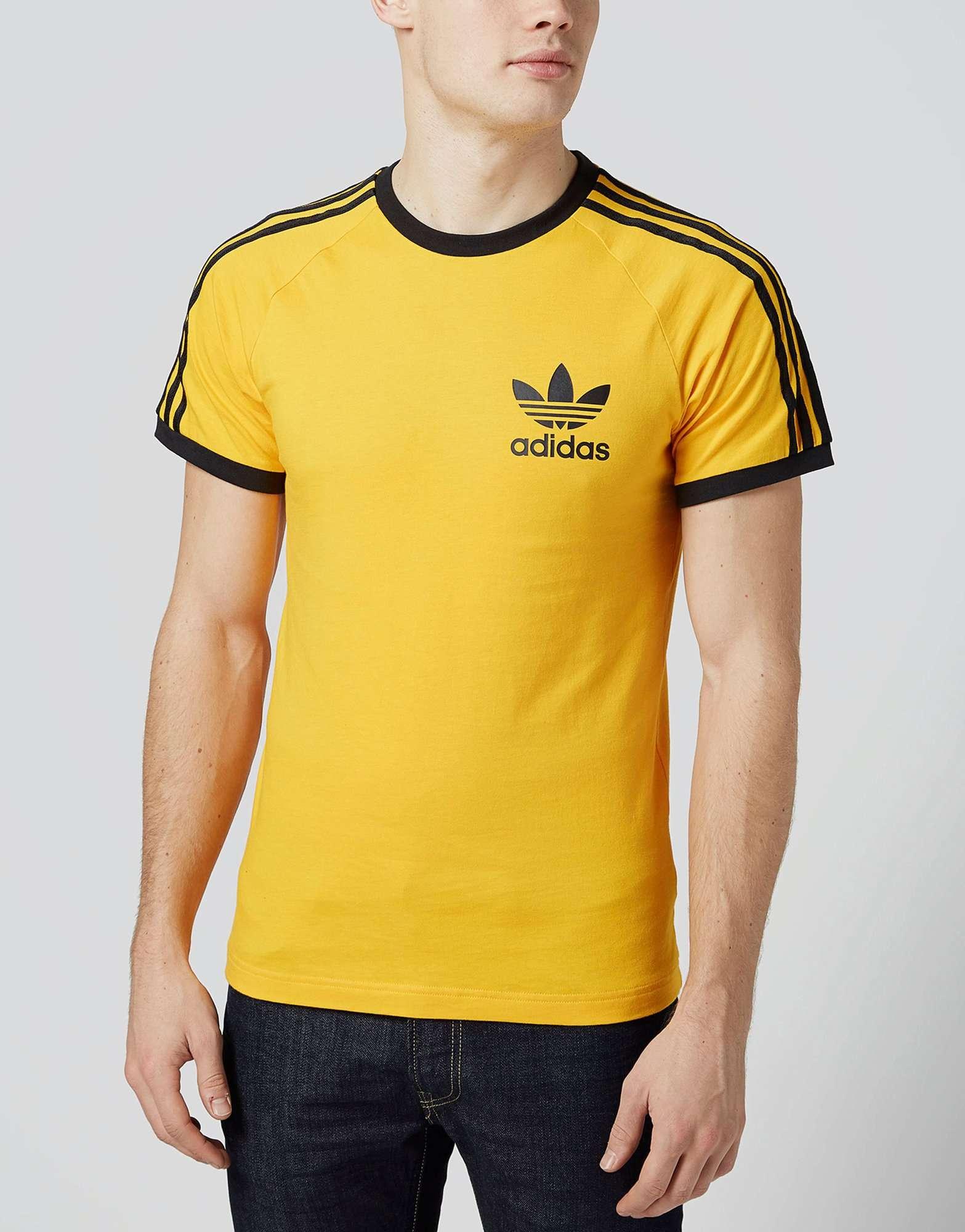 Menswear T California Adidas Sleeve Originals Scotts Shirt Short Bq6SBvfwxA
