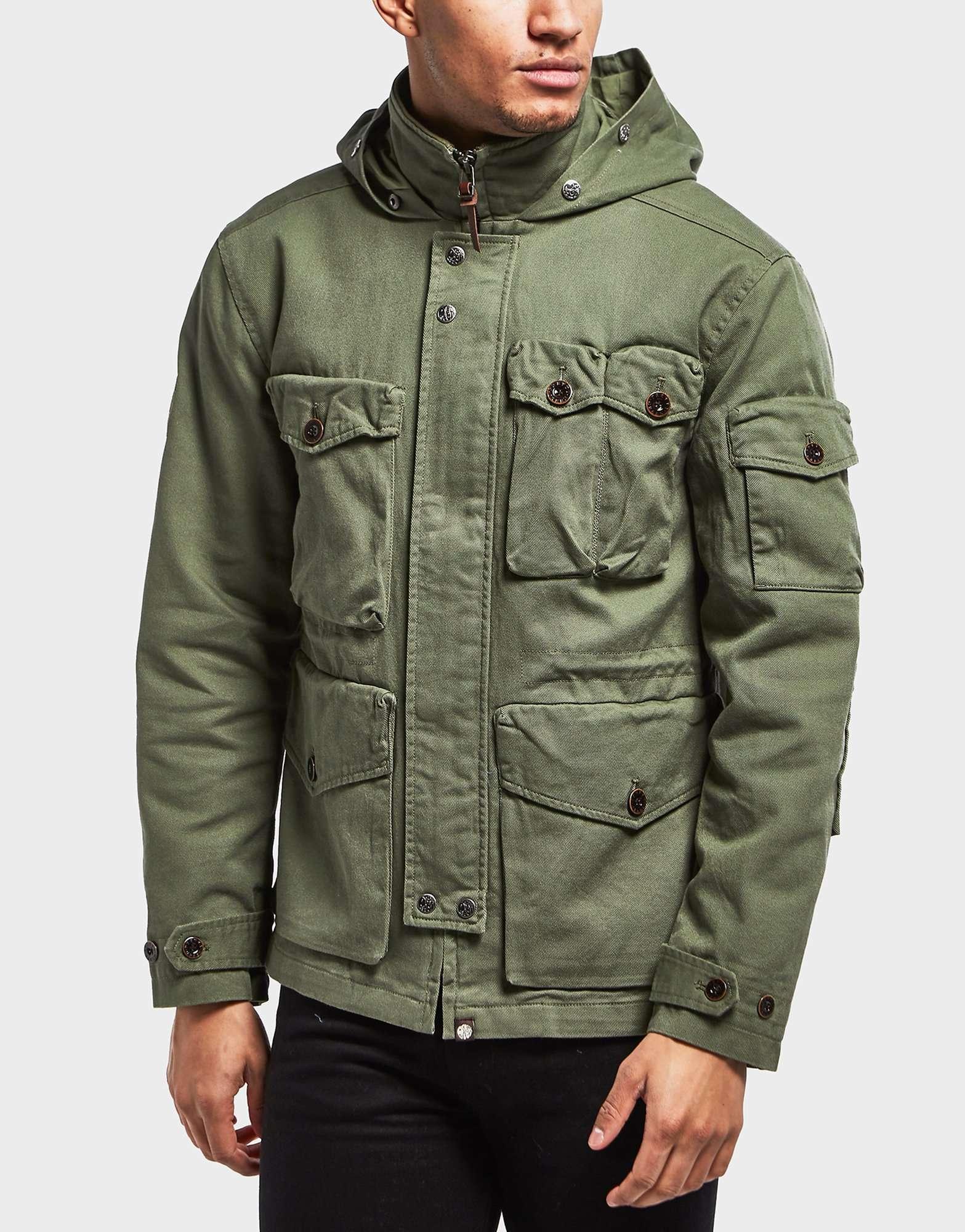 Pretty Green Belfast Pocket Lightweight Jacket