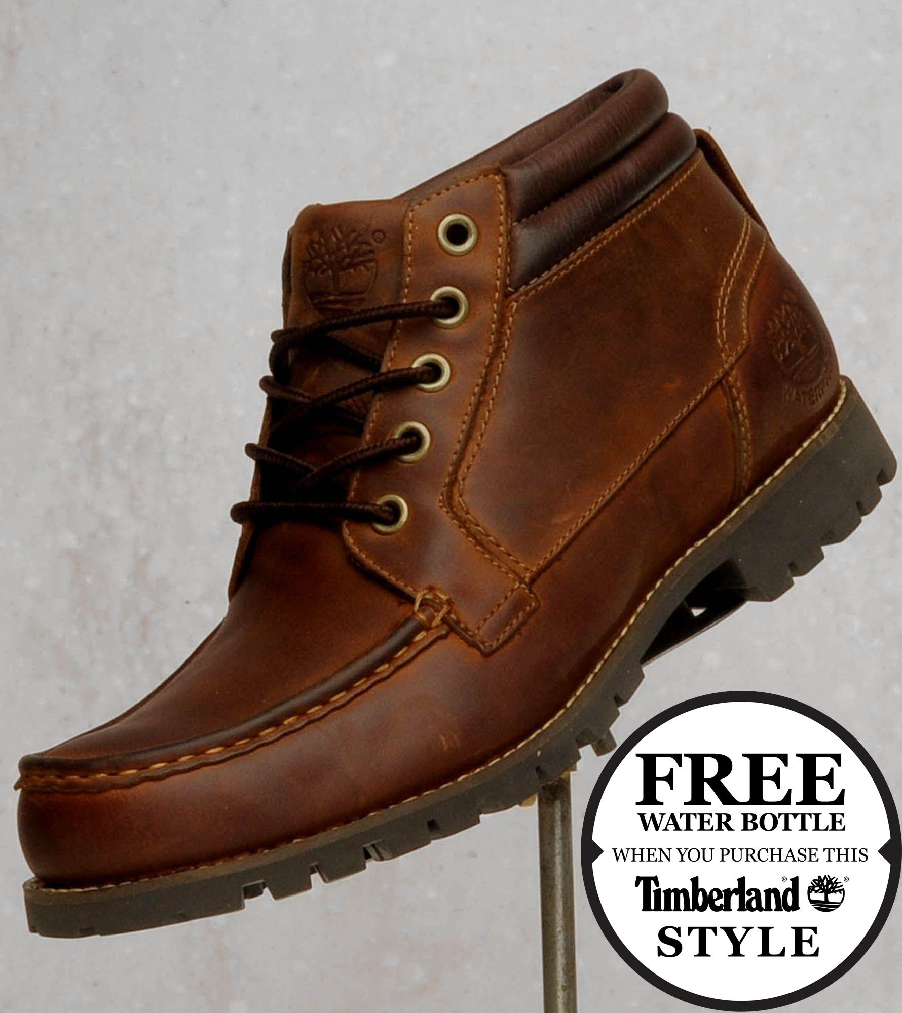 Timberland Earthkeepers Rugged 5  Eye Handsewn