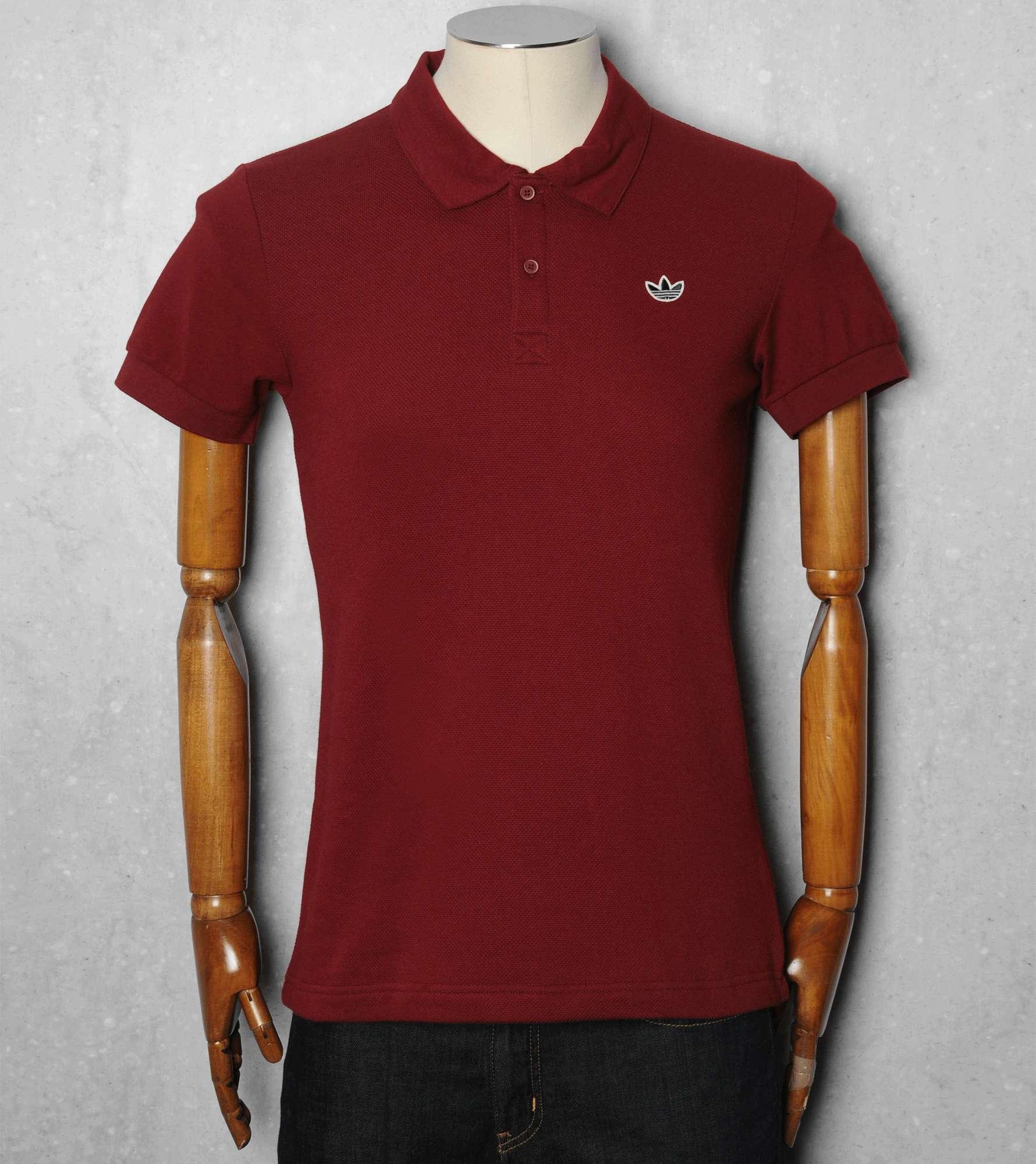 Adidas Originals Trefoil Pique Polo Shirt Scotts Menswear