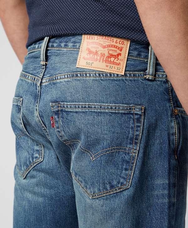 levis 501 straight fit hook jeans scotts menswear. Black Bedroom Furniture Sets. Home Design Ideas