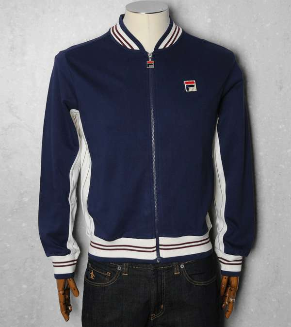 Fila Matchday Tracktop - Exclusive - Navy