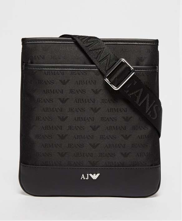 Armani Jeans Small Nylon Bag