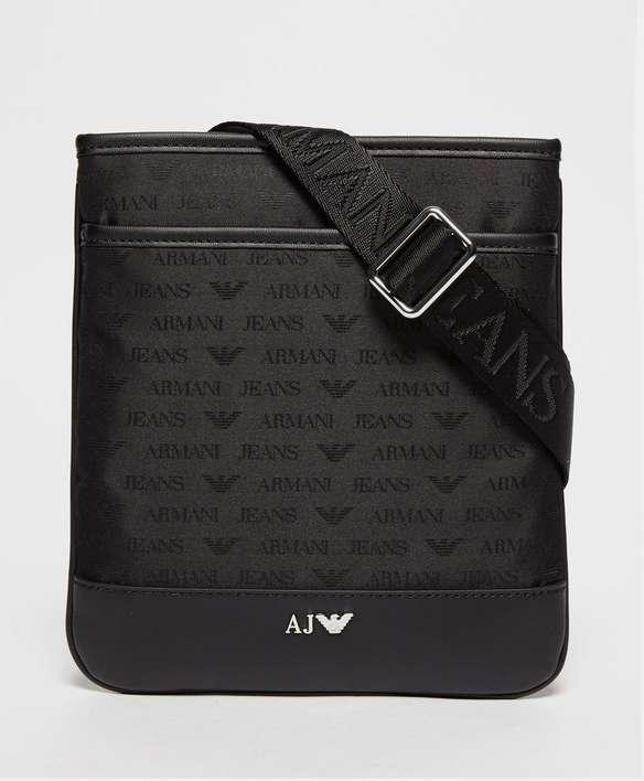 Armani Jeans Small Nylon Bag