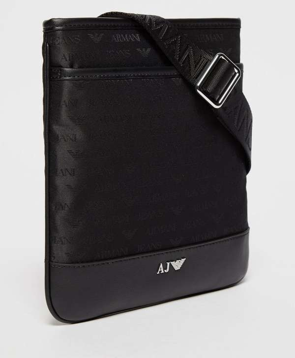 ... Armani Jeans Small Nylon Pouch Bag ... 5aad14bfb6aeb