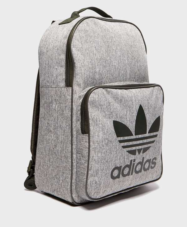 adidas Originals Classic Trefoil Backpack  adidas Originals Classic Trefoil  Backpack ... ceffffbc5d059
