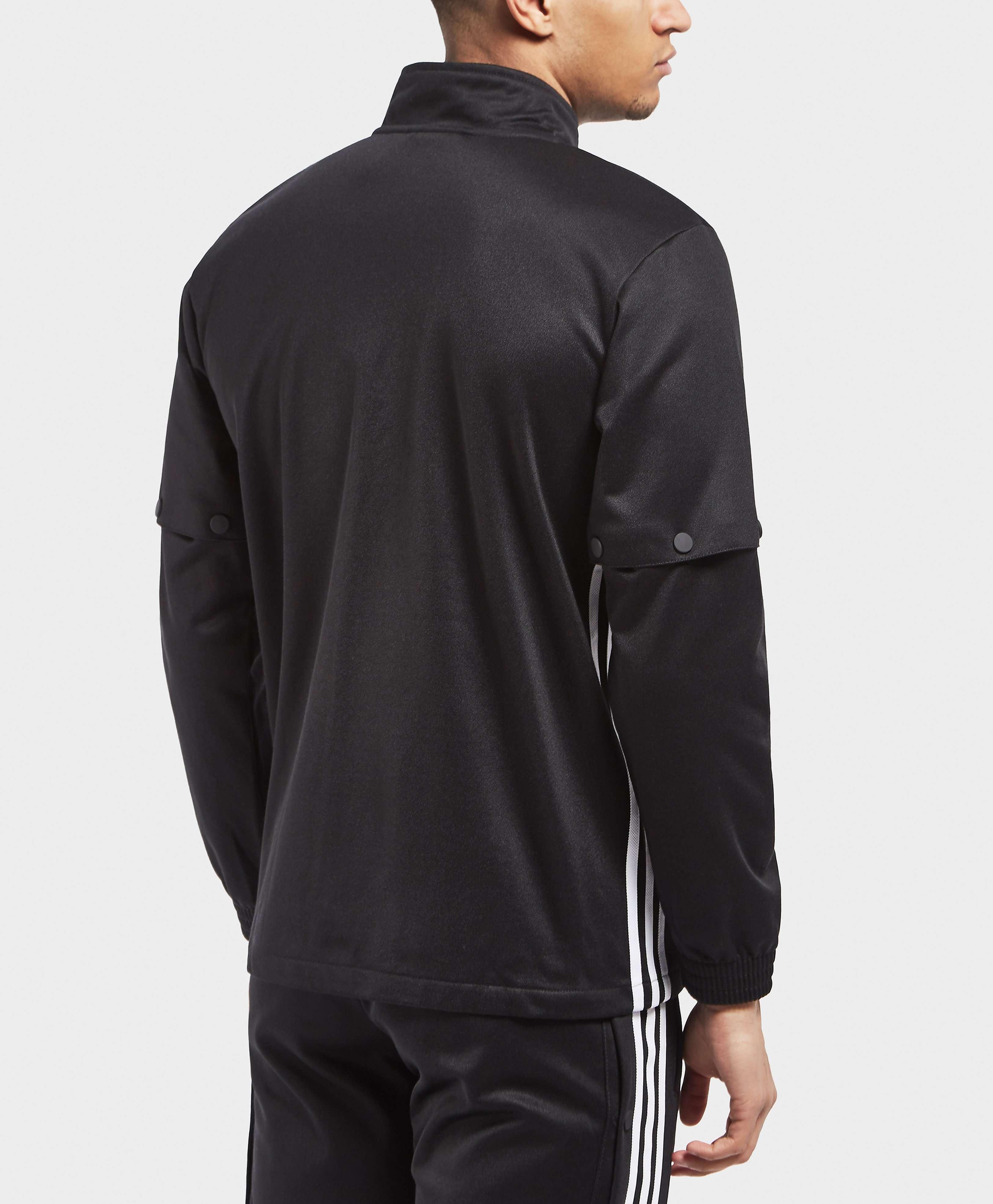 Adidas Originals Trefoil Snap Track Top Scotts Menswear