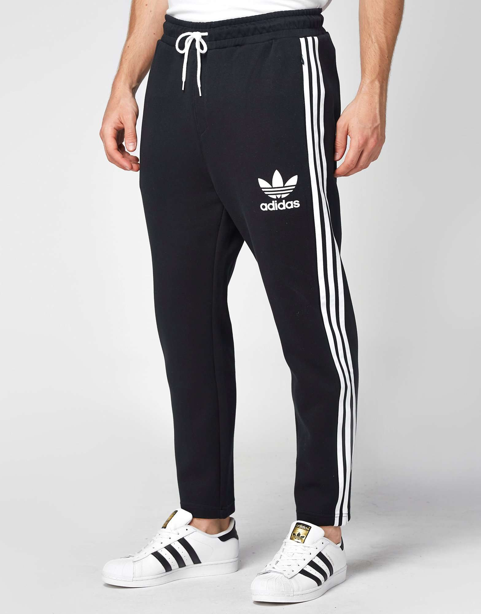 adidas originals adicolor skinny track pants scotts menswear