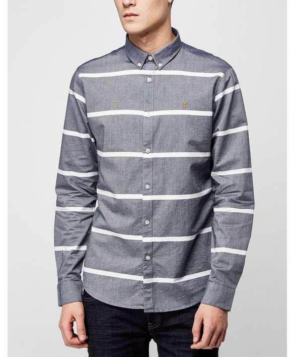 Farah Merrick Stripe Shirt