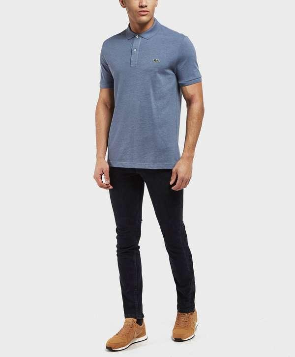 4a14493e0f625e Lacoste 1212 Slim Short Sleeve Polo Shirt