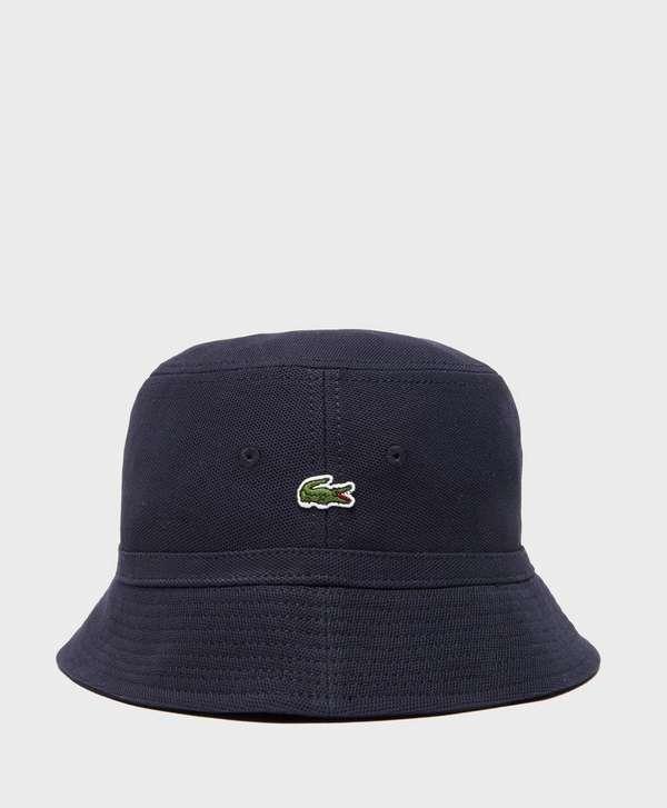 Lacoste Pique Bucket Hat  336e75e87a2