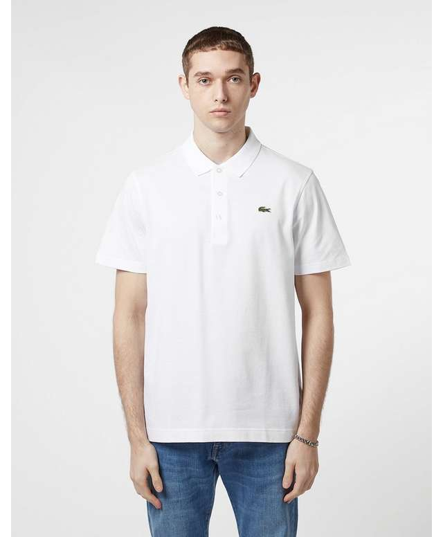 Lacoste alligator polo shirt scotts menswear for Lacoste shirts with big alligator
