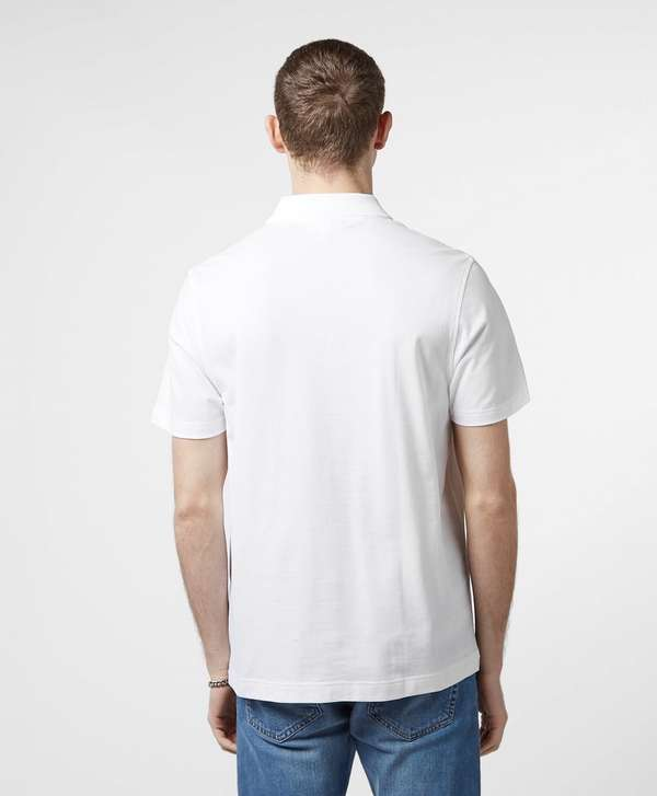 Lacoste alligator short sleeve polo shirt scotts menswear for Lacoste shirts with big alligator