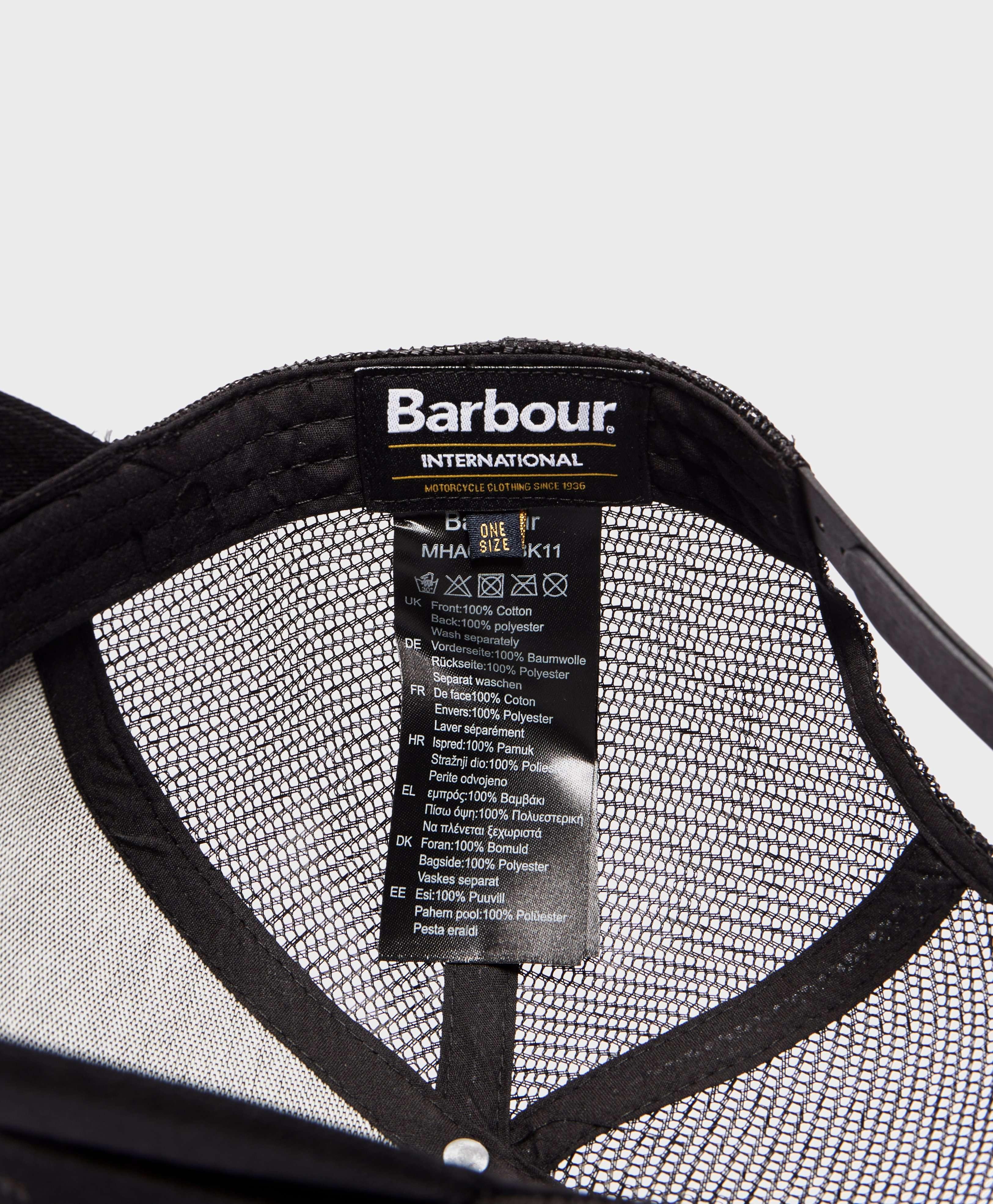 Barbour International Rey Trucker Cap - Online Exclusive