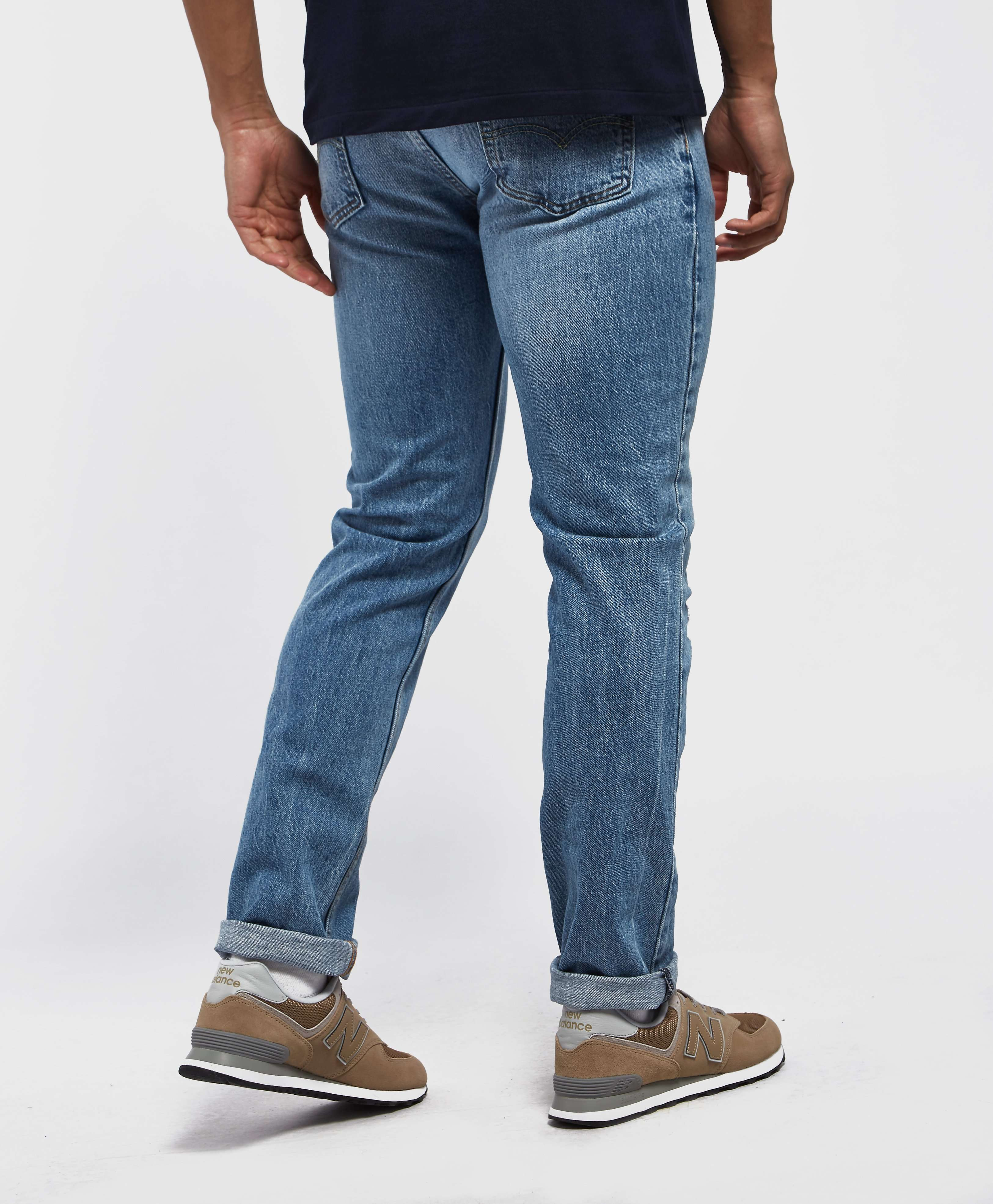 Levis 511 Slim Toto Ripped Jeans - Online Exclusive