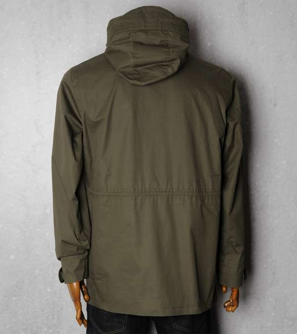 fred perry field parka scotts menswear. Black Bedroom Furniture Sets. Home Design Ideas