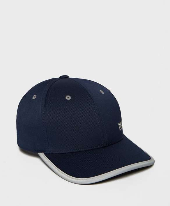 BOSS Green Poly Cotton Cap