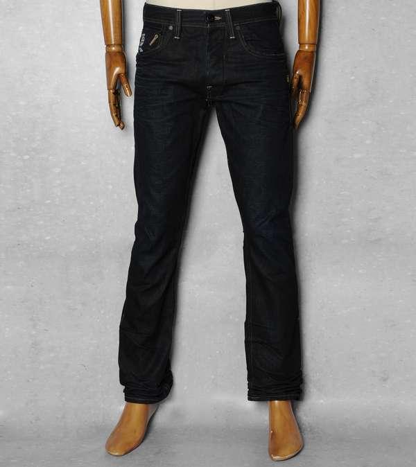 g star attacc straight jeans short scotts menswear. Black Bedroom Furniture Sets. Home Design Ideas
