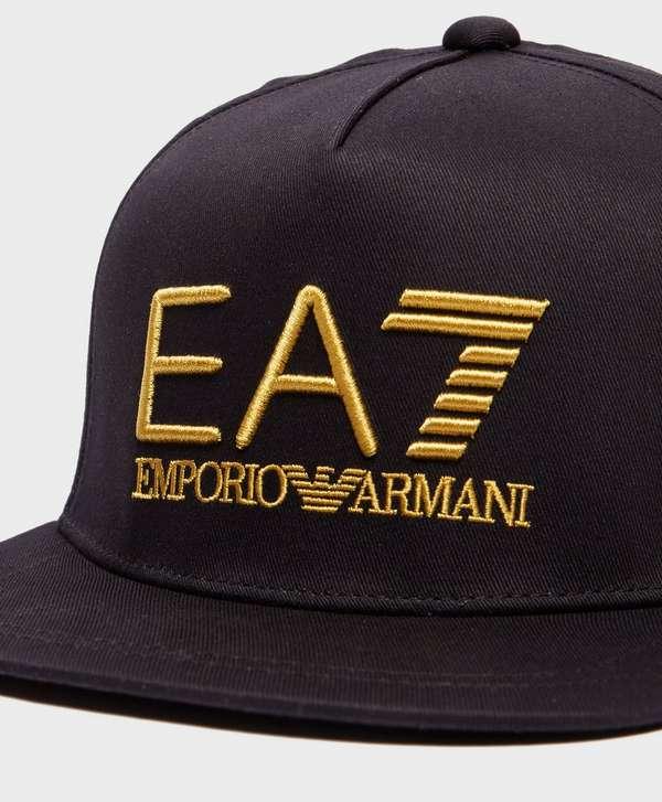 ... Emporio Armani EA7 Train Visibility Cap ... 281fc23f39dd