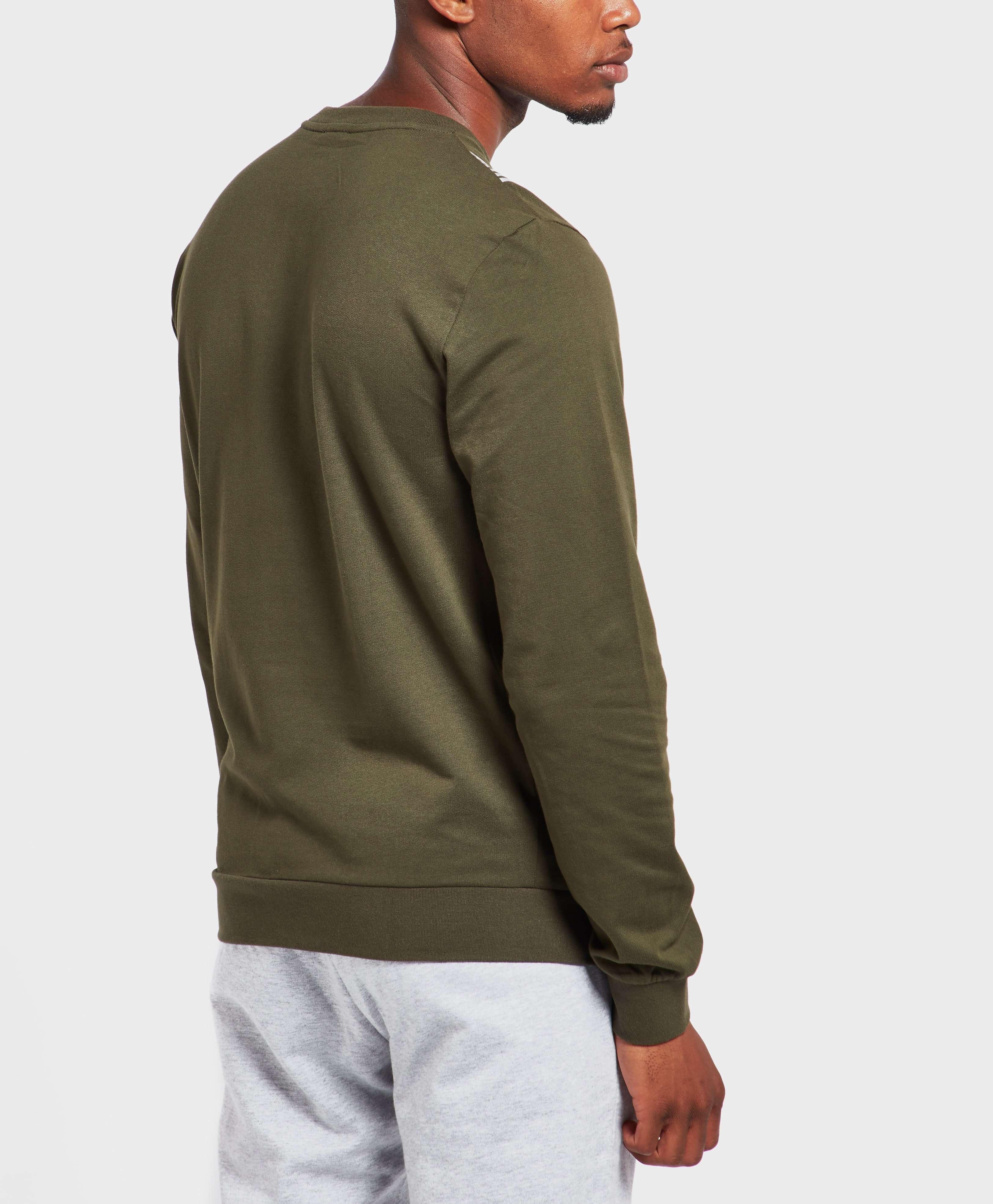 Emporio Armani EA7 7 Lines Crew Sweatshirt
