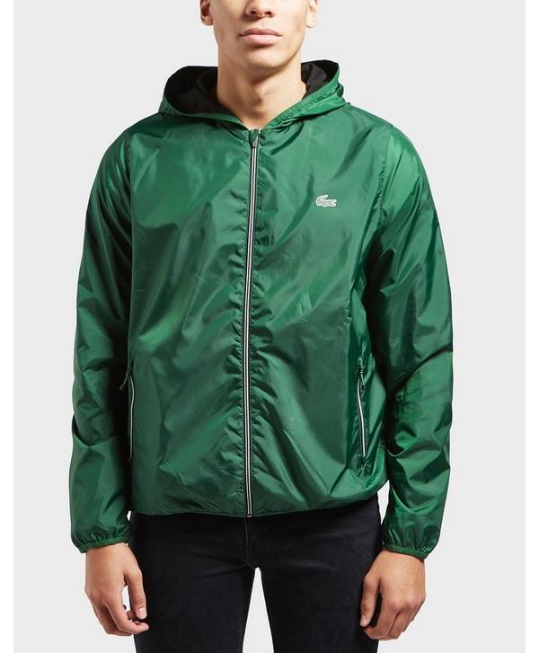 13e93468ce04af Lacoste Lightweight Hooded Jacket