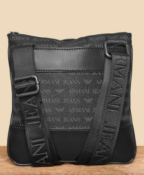 Armani Jeans All Over Stash Bag  9f0fa2ef1b0b5