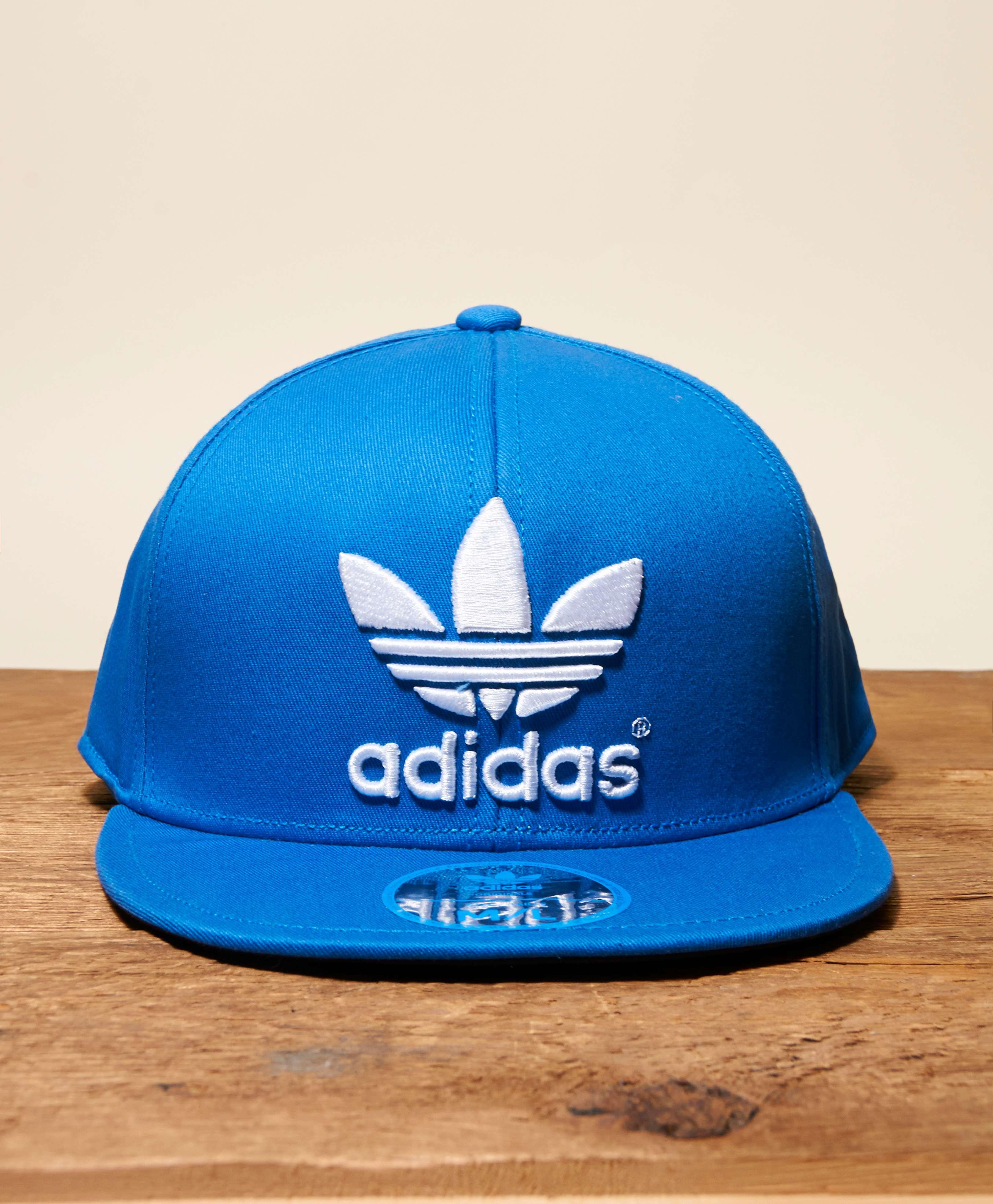 Adidas Originals Ac Flat Snapback Cap Scotts Menswear