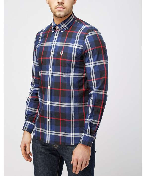 Fred Perry Modernist Check Shirt