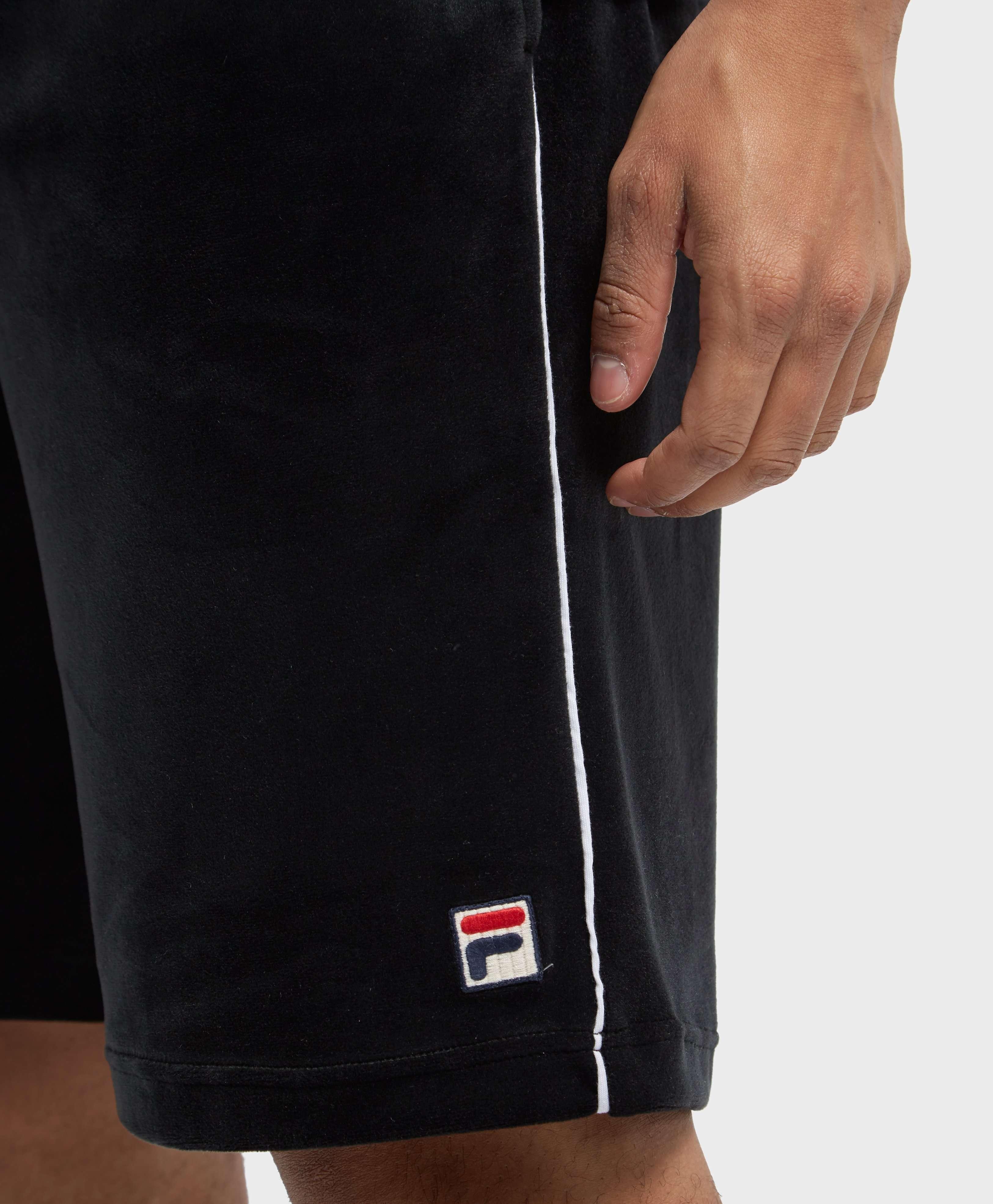 Fila Cristaudo Velour Shorts