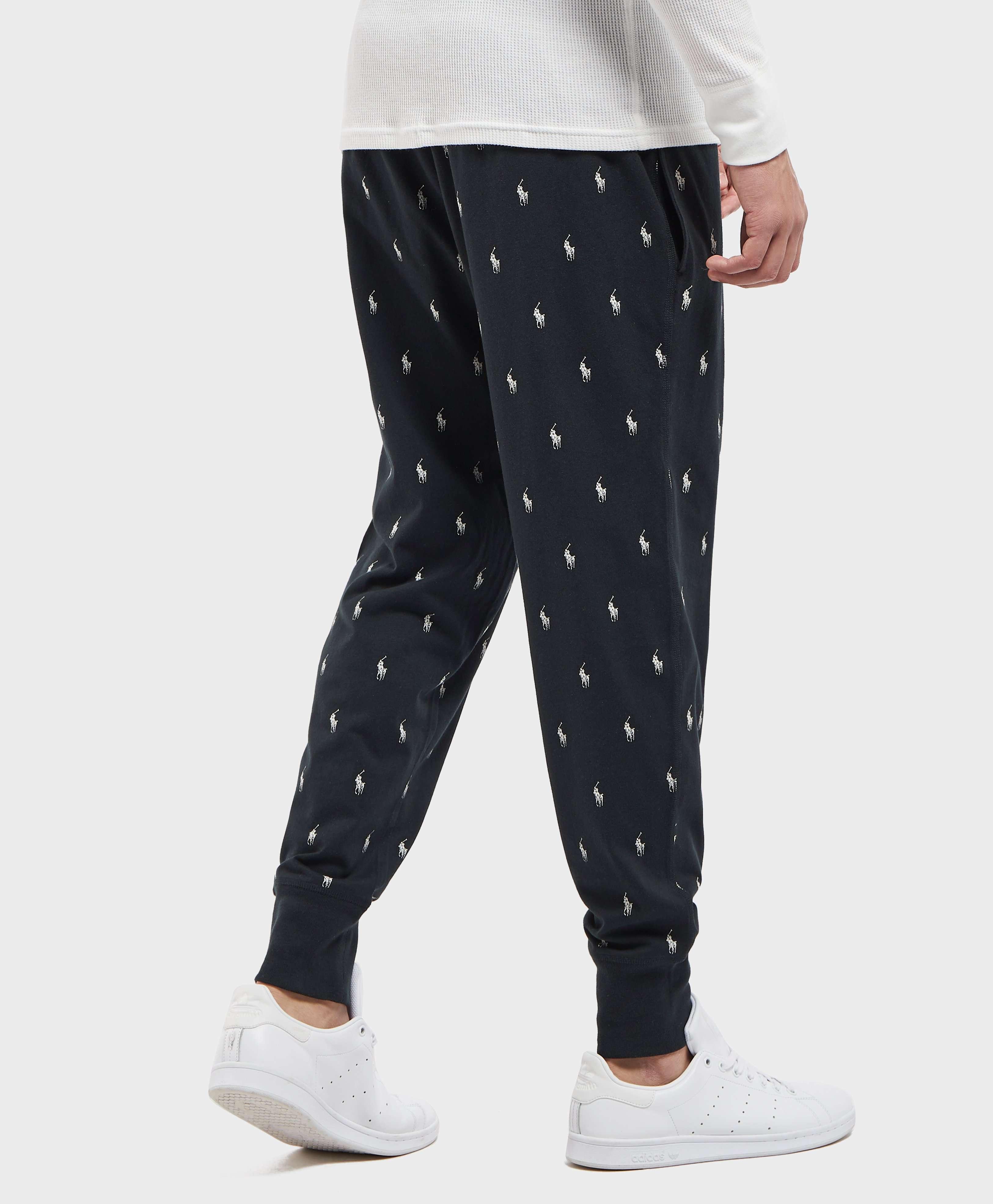 Polo Ralph Lauren Underwear All Over Print Fleece Pants