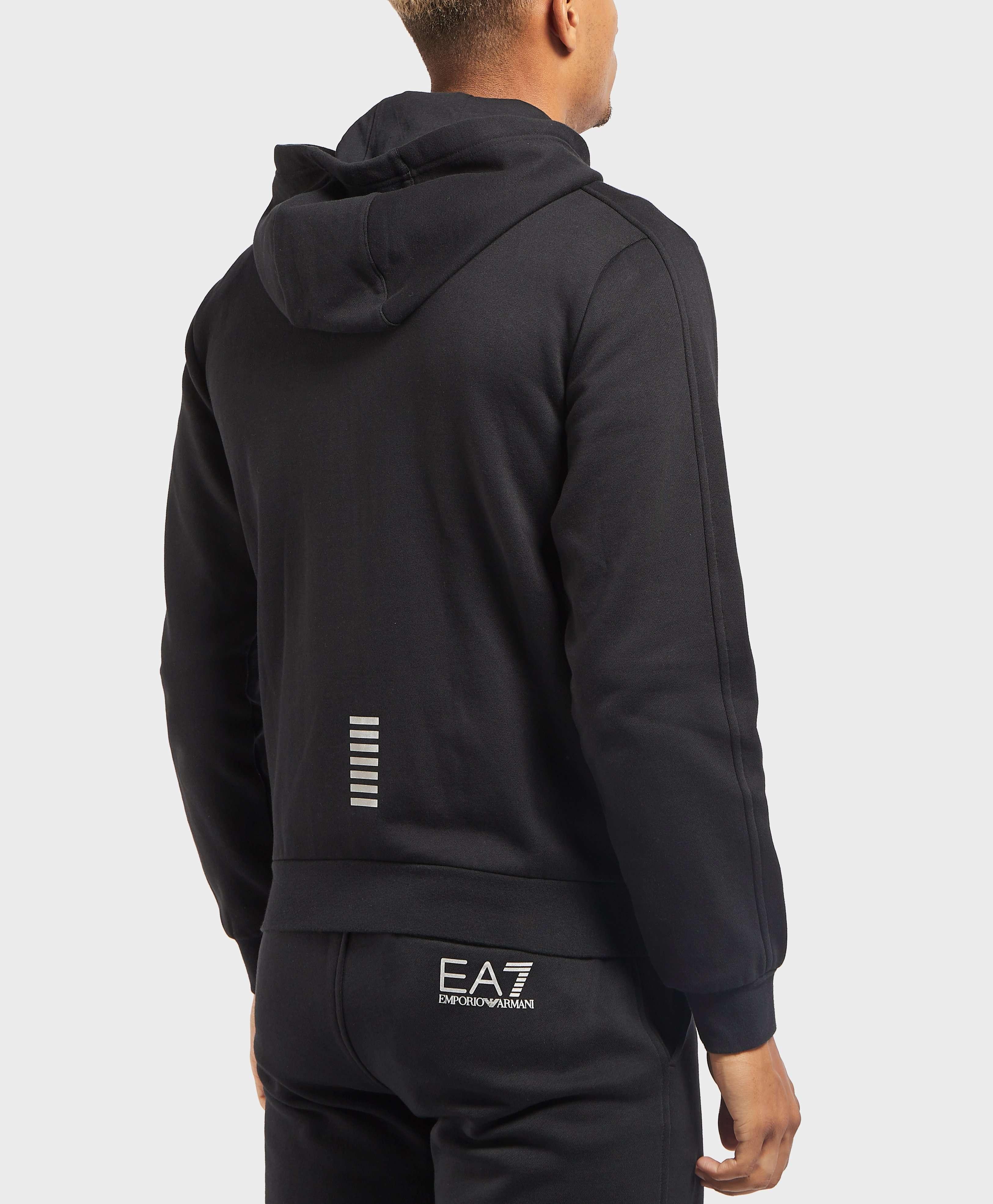 Emporio Armani EA7 7 Lines Full Zip Hoodie - Exclusive