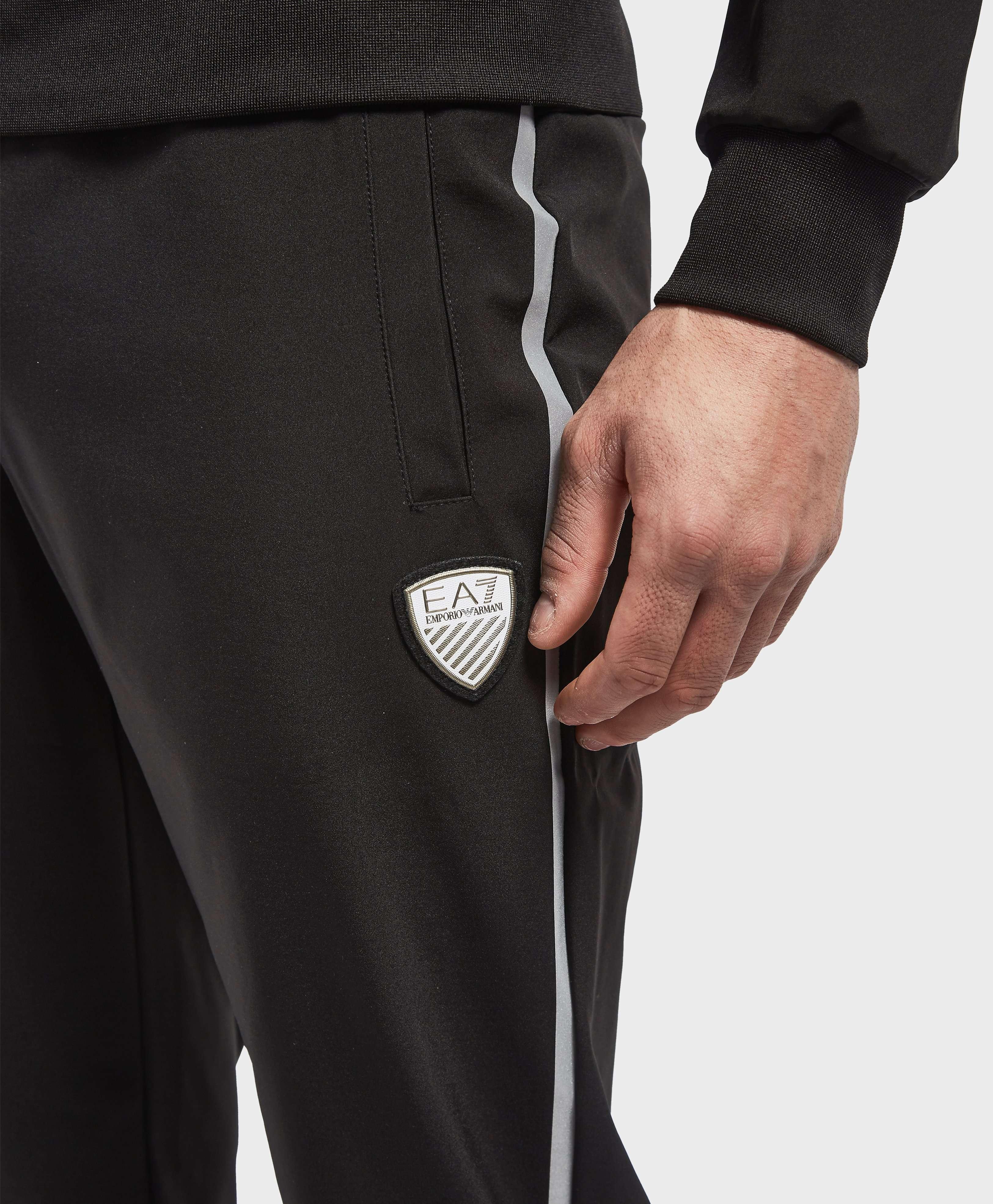 Emporio Armani EA7 Softshell Cuffed Track Pants - Exclusive