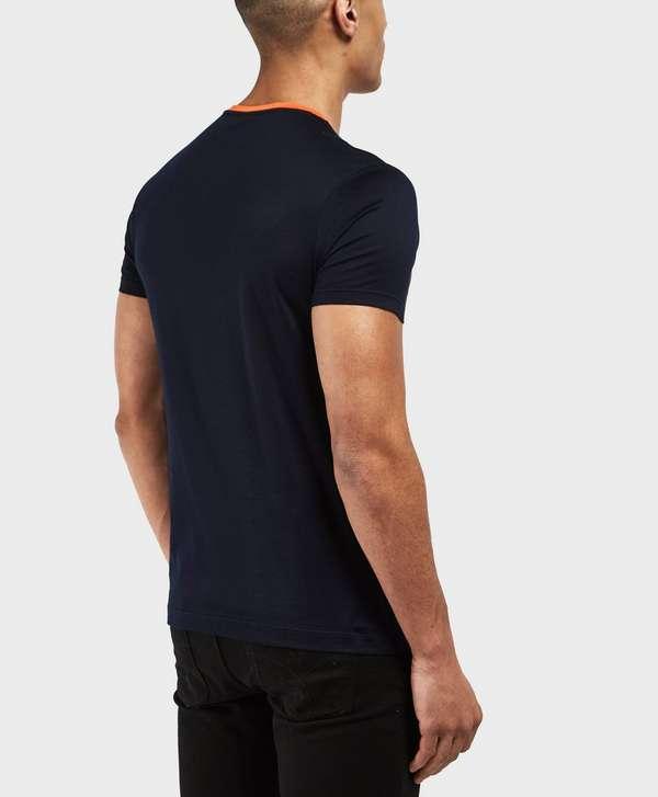 paul and shark clean short sleeve t shirt scotts menswear. Black Bedroom Furniture Sets. Home Design Ideas