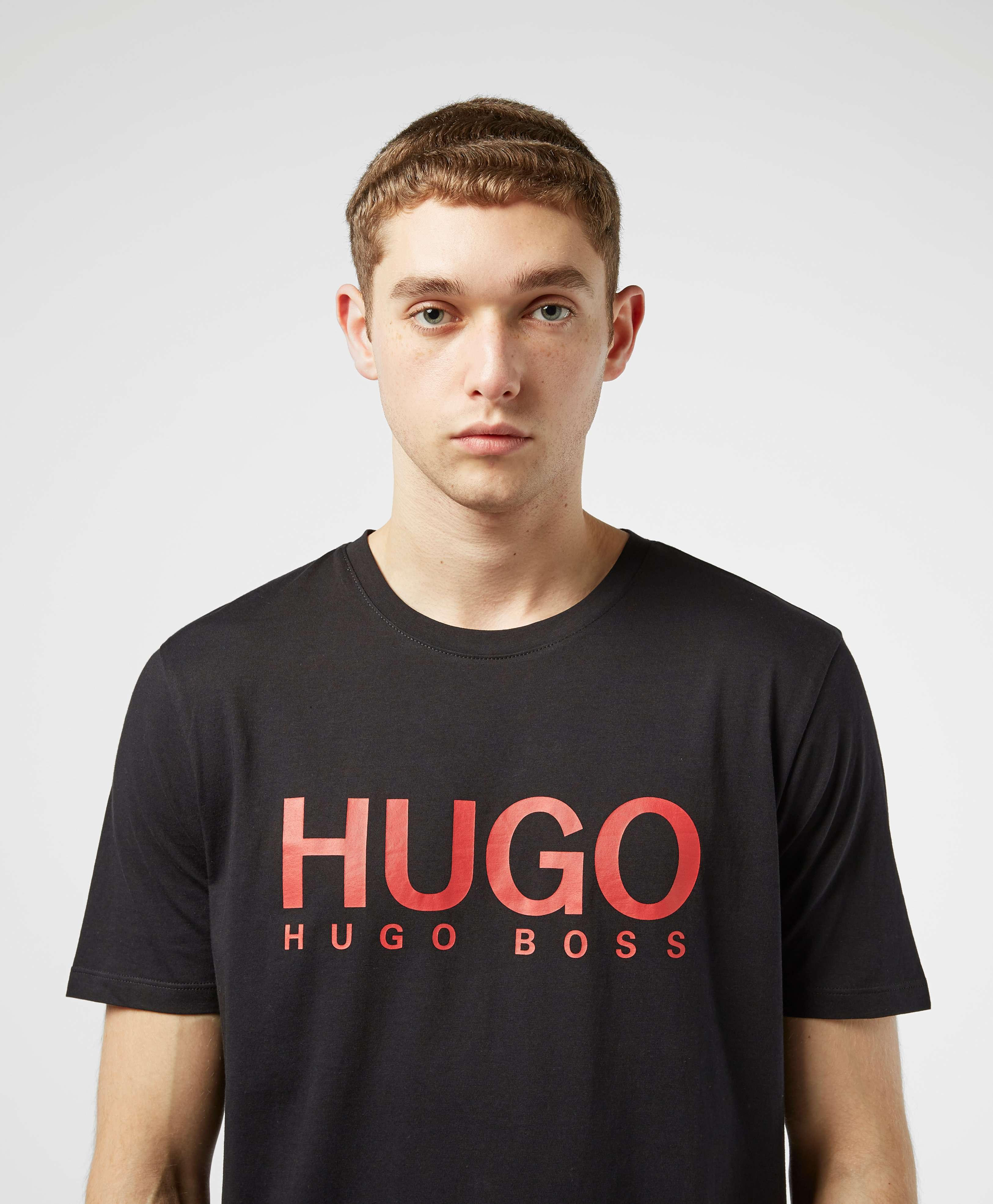 HUGO Dolive Short Sleeve T-Shirt