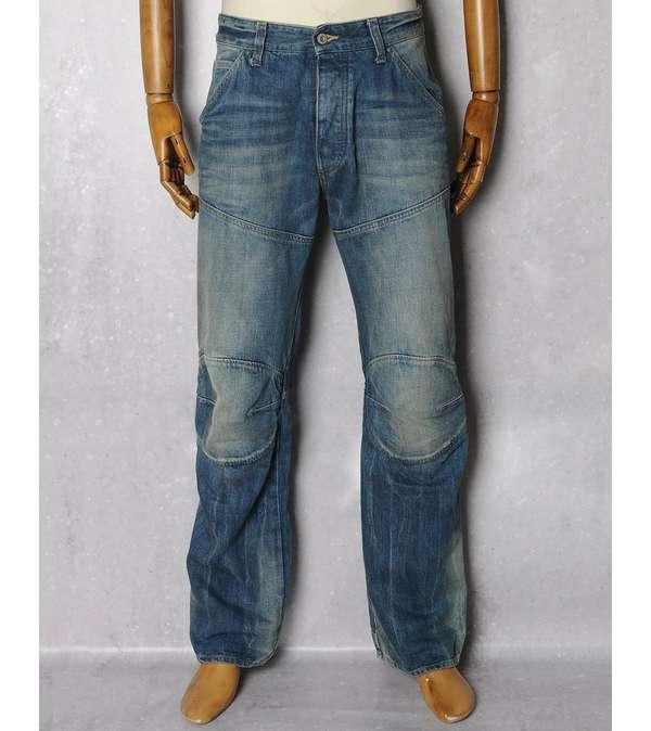 g star elwood loose jeans regular scotts menswear. Black Bedroom Furniture Sets. Home Design Ideas